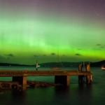 The Aurora Australis / Güneyin Işıkları