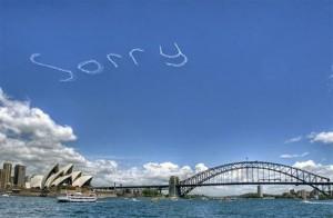 sorrydayinsydney