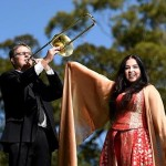 Ayse Goknur Shanal sharing stage with Opera Australia in Parramatta this weekend