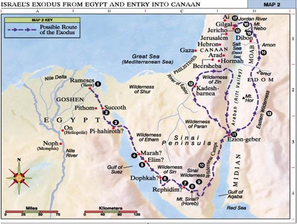 israel-exodus